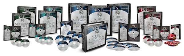 Dave Webber - Level ONE Network Review shows Premium Products