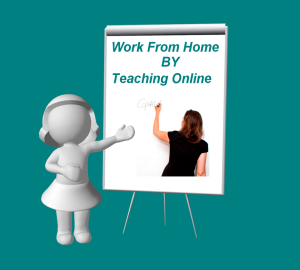 Work From Home By Teaching Online