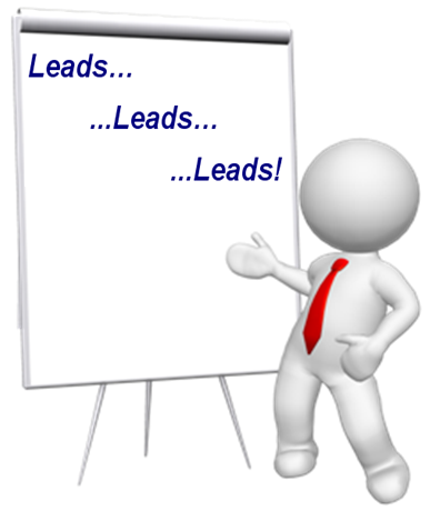 how to get leads from the lead generation form
