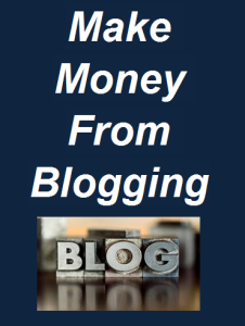 Make Money From Blogging Video Series