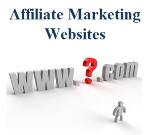 Affiliate Marketing Websites