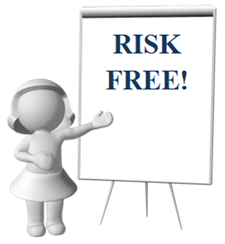 MLM Clue Answer Is Risk Free