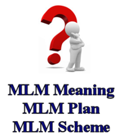 MLM Meaning On MLM Meaning-MLM Plan-MLM Sheme