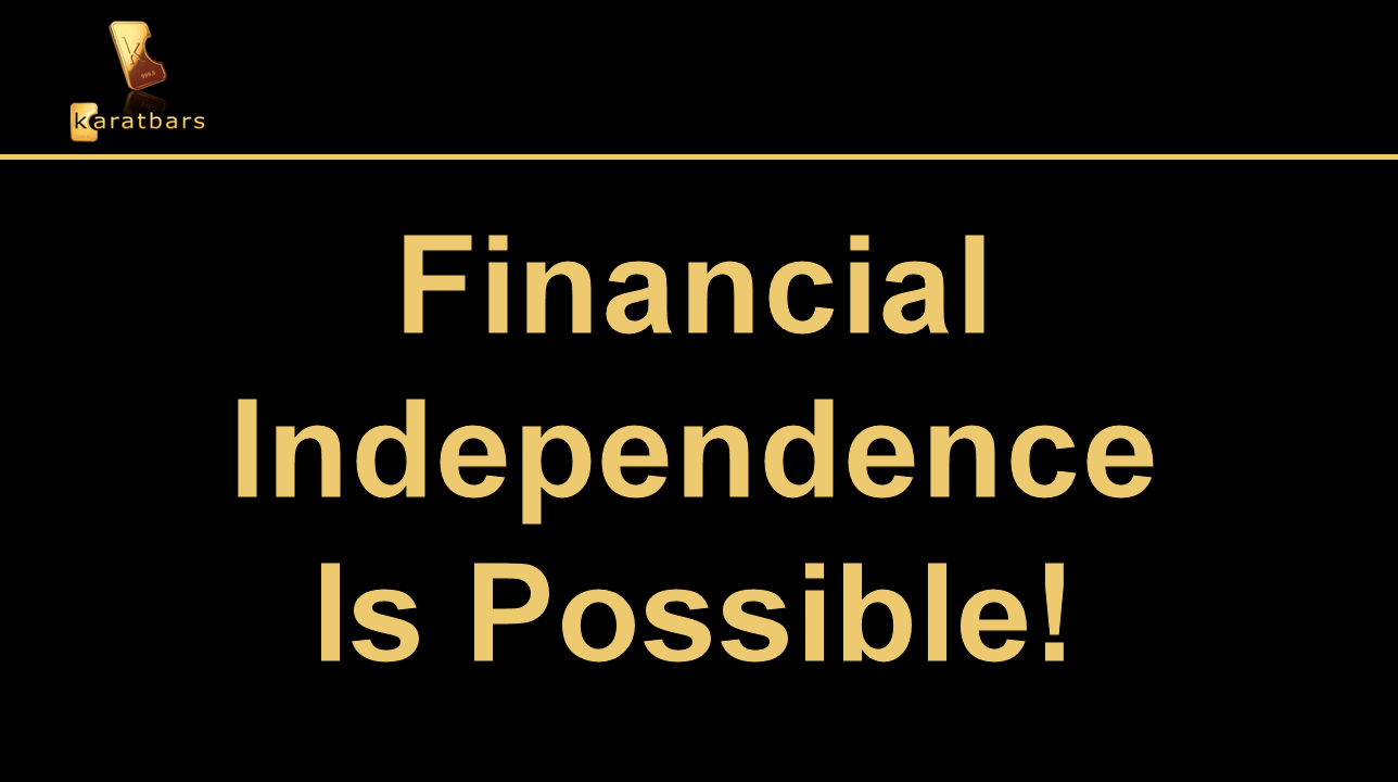 Financial Independence Is Possible